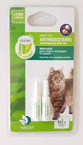Pipette Anti Puce Chat Stronghold Prix