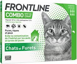Pipette Anti Puce Et Vermifuge Chat Stronghold