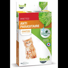 Antiparasitaire Chat Pipette