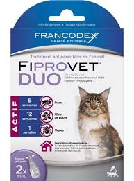 Pipette Anti-Puces Chat Efficace