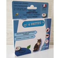Croquette Chat Anti Puce