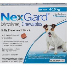 Nexgard Chien 4 10 Kg