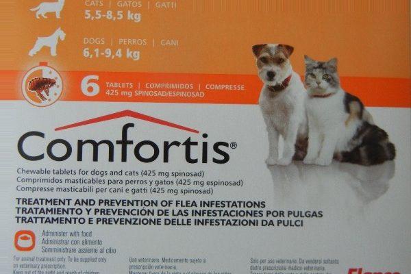 Comfortis 425 Mg