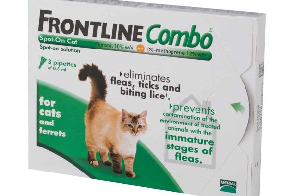 Frontline Combo Cats