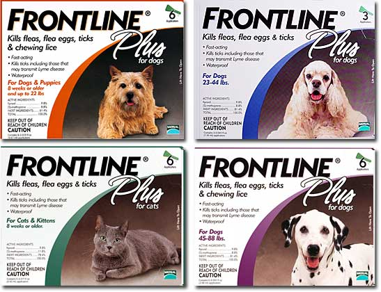 Frontline Combo For Dogs