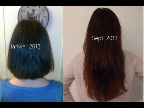 Shampoing Pousse Cheveux Rapide