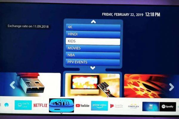 Installer Application Smart Tv