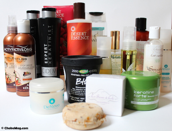 Shampoing Sans Sulfate Sans Silicone