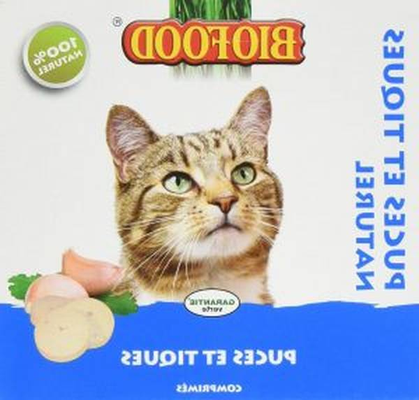 antipuce pour chat naturel